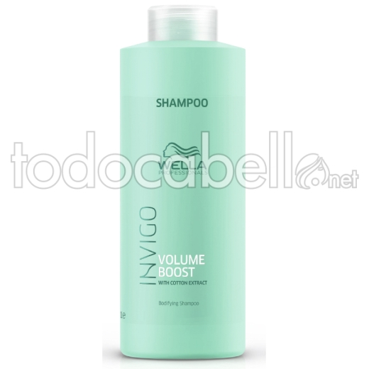 Wella INVIGO Volume Champú 1000ml