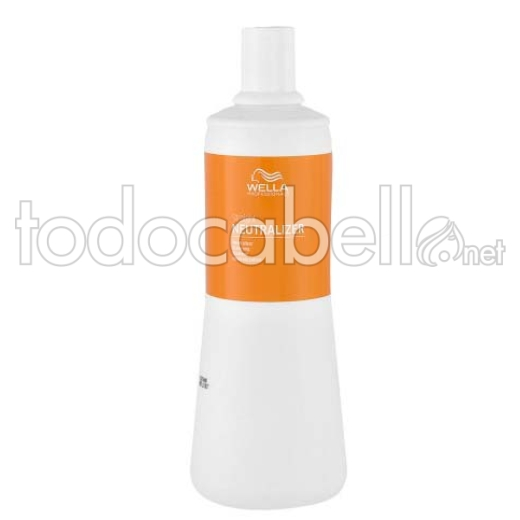 Wella Straight Neutralizer. Neutralizador para crema alisadora 1000ml