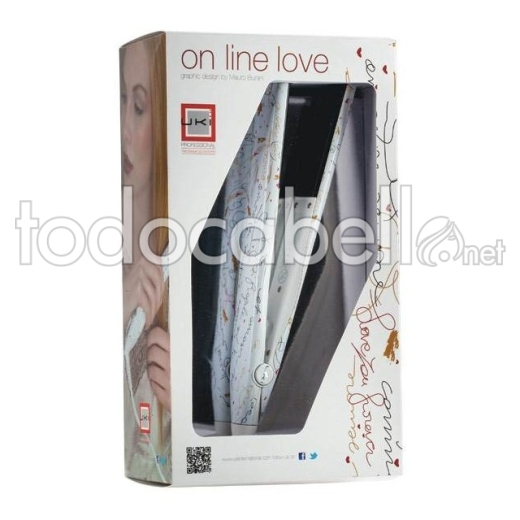 "Uki Plancha de pelo ""On Line Love"""