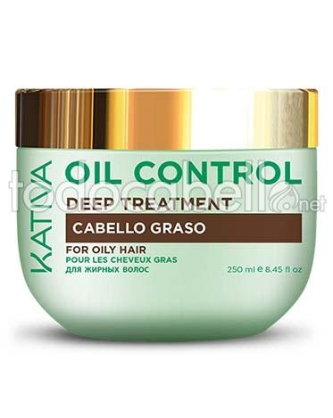 Kativa Oil Control Tratamiento Mascarilla Cabello Graso 250ml